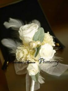 Plumerry(プルメリー)プリザーブドフラワースクール (千葉・浦安校)-ブートニア プリザーブドドフラワー