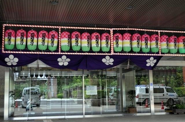 茶々吉とデジ一 のんびり旅-2010/5/30金沢市役所3