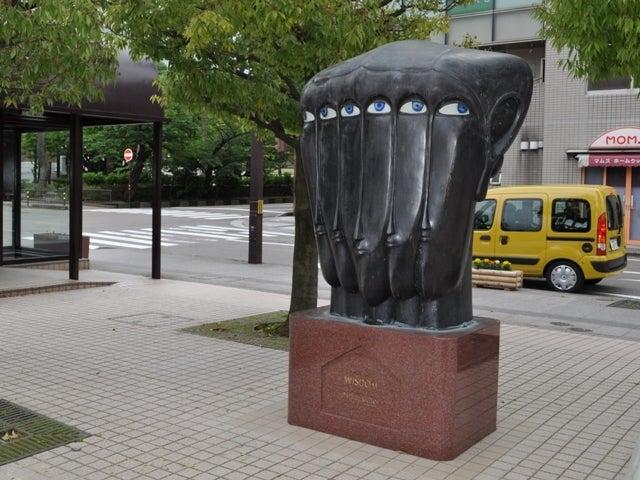 茶々吉とデジ一 のんびり旅-2010/5/30金沢WISDOM