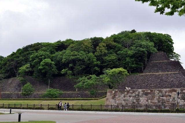 茶々吉とデジ一 のんびり旅-2010/5/30金沢城跡