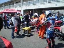 『吉光ゆーきゆーきブログ』-CBX1000で旅してみる・・・-岡山国際サーキット