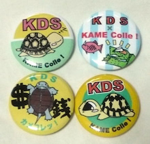 KDS ミニ 2010春 カメコレッ!缶バッジ
