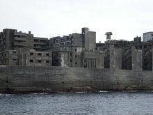 夫婦世界旅行-妻編-軍艦島7