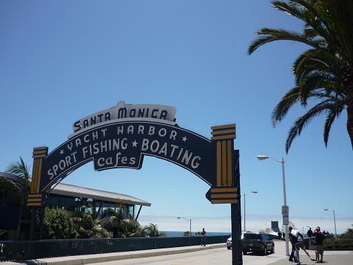 ☆ロサンゼルス観光ブログ⑪~サンタモニ...