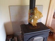 古材流通熊本店のブログ-煙突掃除1