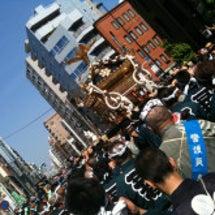 【 鳥越神社・例大祭…
