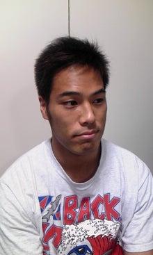 髪切りました! | 堀 啓のブログ