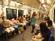 ユーミー事業部のスタッフ日記-地下鉄3