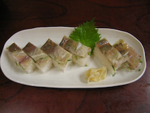 静岡おいしいもん!!!三島グルメツアー-256.押し寿司