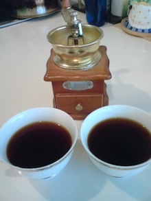 コーヒー成長記-reft