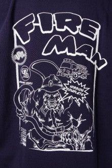 松並義孝コラボ消防Tシャツ