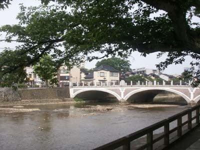 市民が見つける金沢再発見-大橋から主計町