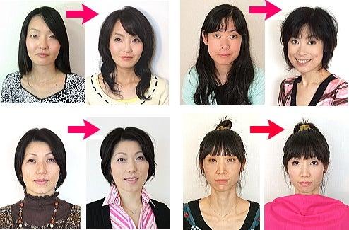 自分に自信が持ちたい、変わりたい。もう一度輝きたい! 変身メイクの達人・芹澤佳子のメイク&美容術-toptop