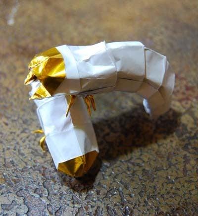 クリスマス 折り紙 折り紙 カブトムシ : ameblo.jp