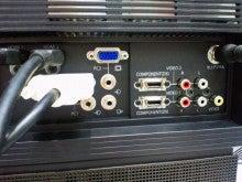 NEC特選街情報 NX-Station Blog-FX2301TV 入力端子
