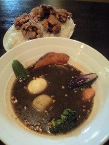 スープカレーとコンサドーレの週末   札幌011-マグマ