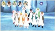 ゆずのほわんほわんぼえ~-月華夜桜ペンギン村撮影会