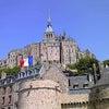 旅行:モンサンミッシェルの画像