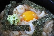 白神山地ツアーで能代山本地区の活性化すっぺ-福寿草イカ刺し丼3