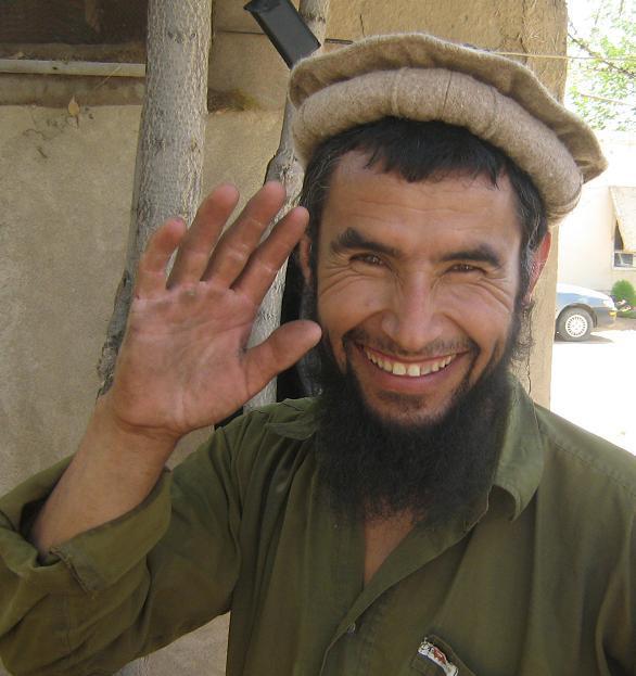 アフガニスタン便り-大工さん