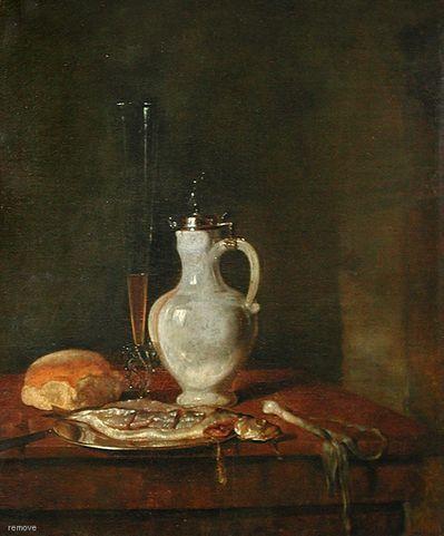 REMOVE-Le déjeuner de harengs