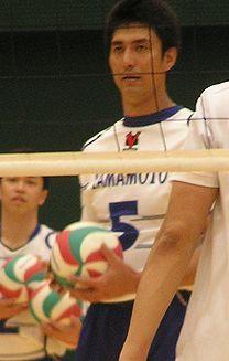 aim *men's Volleyball*-ファン感3