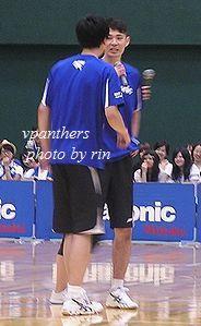 aim *men's Volleyball*-ファン感16