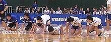 aim *men's Volleyball*-ファン感10-1