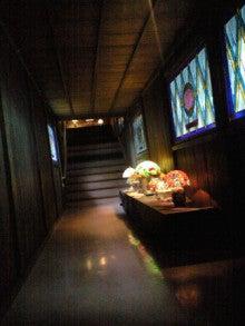 道北調剤薬局のブログ-鹿鳴館光の回廊1