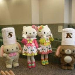 $はな*chanの日記-キティ&ミミィ