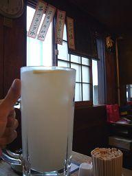 丁稚飲酒帳-白濁越しの夏の空