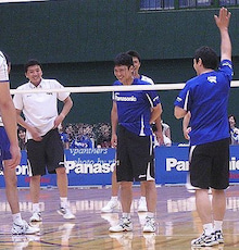 aim *men's Volleyball*-22