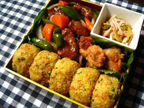 ひよこ食堂-今日のお弁当(5)01