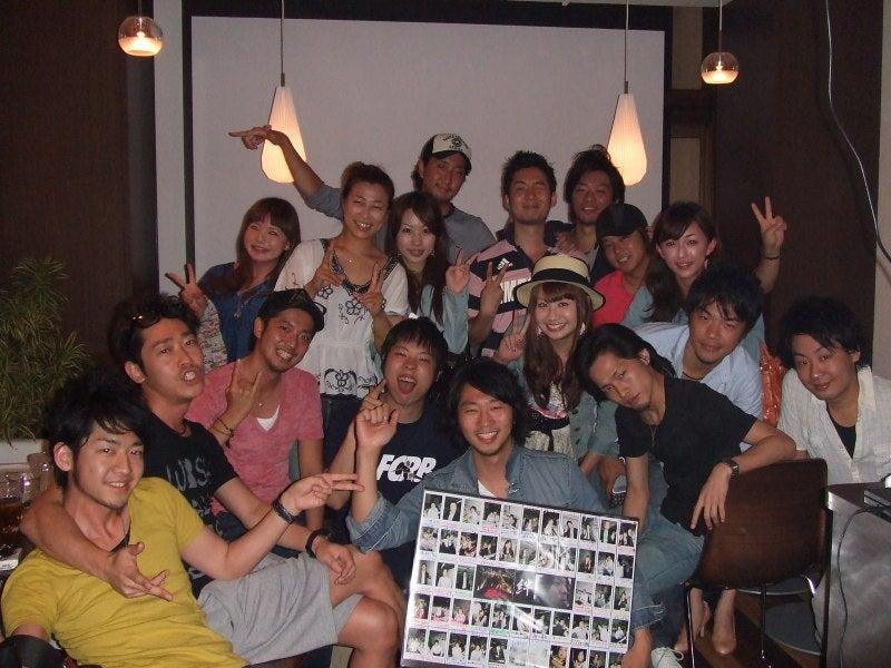 Nagisaの道程-送別会