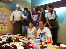 ゆーつーな日々。 -味覚飯店U2のブログ--1000食突破!