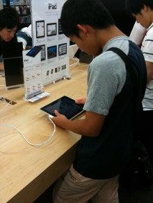 W太郎の父のブログ-iPad-2