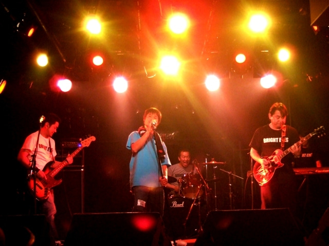 BRIGHT EYES LIVE REPORT-2010.01.31ようせいラストライブ01