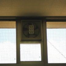 校長室の換気扇