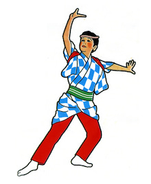 $立川江佑のかっぽれ・下町江戸遊芸塾