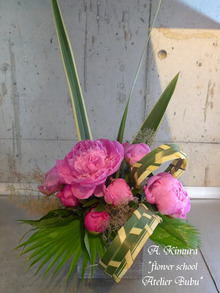 flower school アトリエぶぶ ~flower life~-a-kimurasan