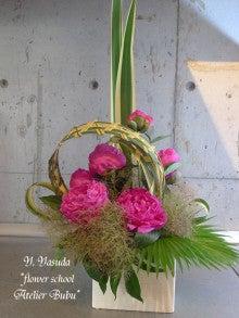 flower school アトリエぶぶ ~flower life~-yasudasan