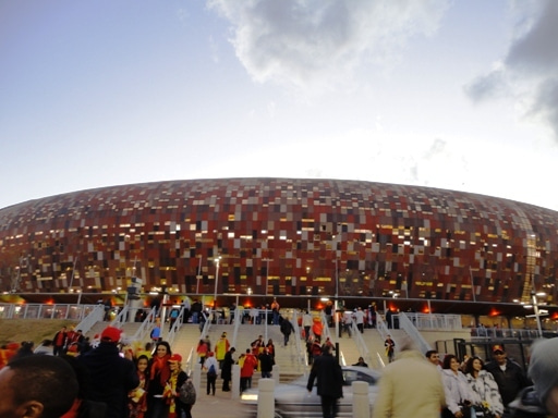 世界一蹴の旅-サッカーシティ