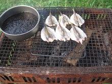 歩き人ふみの徒歩世界旅行 日本・台湾編-アジ焼き魚