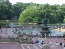 N.Y.に恋して☆-Central Park June 2010