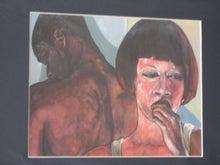 Petroushka Art ペトルーシュカ アート-Portrait of Woman and Man#LP