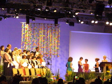 リュクスの扉 ~by FLORALUXE & New York Flower School
