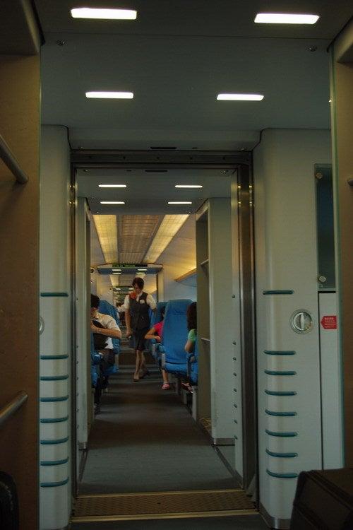 中国大連生活・観光旅行通信**-上海 リニアモーターカー