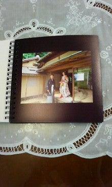 ブライダルプロデュース&エステ ブルースター代表の美ブログ-花嫁ミニアルバム2