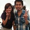 橋本麗香ちゃんと撮影でした〜^〜^♪の画像