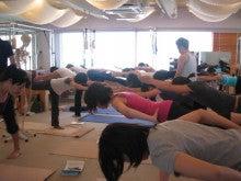 スタジオA・CORE official Blog-17 July Remedial Pilates 6